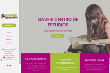 web gaveri.es