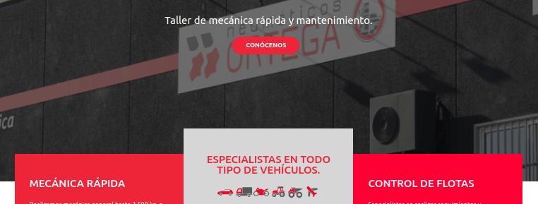 web neumaticosortega.es
