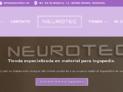 Neurotec, tienda especializada en logopédia.